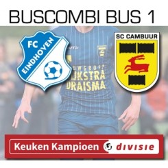 Buscombi FC Eindhoven - SC Cambuur